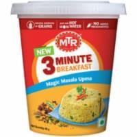 MTR 3 Minute Breakfast Cup Magic Masala Upma - 79 Gm (2.82 Oz) - 1 unit