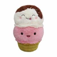 Squishable Comfort Food Ice Cream Cone 15 Inch Plush Figure - 1 Unit