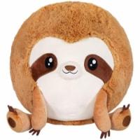 Squishable Snuggly Sloth 15 Inch Plush Figure - 1 Unit