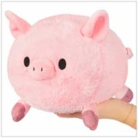 Squishable Piggy Pink 7 Inch Plush Figure - 1 Unit