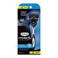 Schick Hydro 5 Sense Hydrate Razor