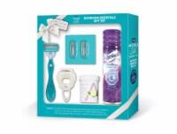 Schick HydroSkilk Sensitive Bathroom Essentials Gift Set