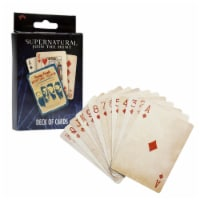 Supernatural Collectibles | Supernatural Playing Cards | TV Series Merchandise