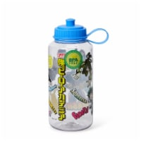 My Hero Academia Heroes & Perks Large Plastic Water Bottle | Holds 32 Ounces - 1 Each