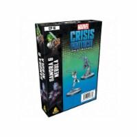 Atomic Mass Games AMGCP16 Marvel Crisis Protocol - Gamora & Nebula