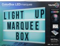 Tzumi AuraLED Marquee Light Box
