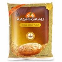 Aashirvaad Whole Wheat Flour - 4 Lb