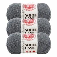 Lion Brand Yarn 620-152 Wool-Ease Yarn Skeins - Oxford Grey