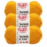 Lion Brand Yarn 620-171 Wool-Ease Yarn Skeins - Gold