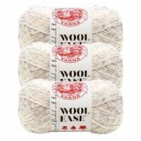 Lion Brand Yarn 620-402 Wool-Ease Yarn Skeins - Wheat