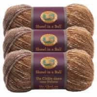 Lion Brand Shawl in a Ball Yarn - Namaste Neutrals