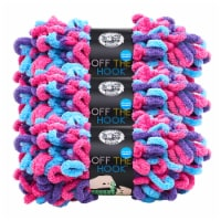 Lion Brand Yarn Off the Hook Chenille Yarn - Hugs and Kisses