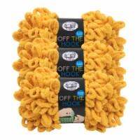 Lion Brand Off the Hook Tarn - Saffron