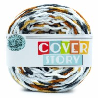 Lion Brand Yarn Cover Story Yarn - Oro
