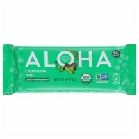 Aloha (bars) - Prtn Bar Og2 Choc Mint - CS of 12-1.9 OZ