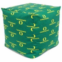 College Covers 18 x 18 in. Oregon Ducks Cube Cushion