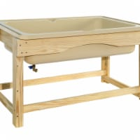 Wood Designs 991463 Outdoor Sand & Water Table - 1