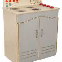 Wood Designs 991550 Stainless Steel Stove for Kitchen