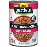 Gardein Plant-Based Chili With Beans - 15 oz