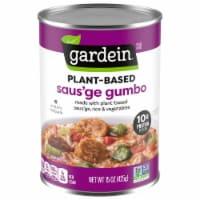 Gardein Plant-Based Saus'ge Gumbo Soup - 15 oz