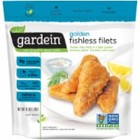 Gardein Golden Fishless Filets 6 Count
