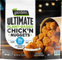 Gardein Ultimate Vegan Plant Based Chick'n Nuggets