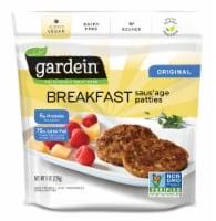 Gardein Original Breakfast Saus'age Patties