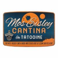 Star Wars 90169378-S Mos Eisley Cantina Bottle Opener Decor