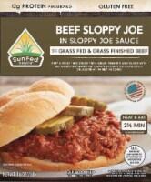 Sunfed Ranch Beef Sloppy Joe in Sloppy Joe Sauce