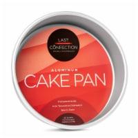Round Aluminum Cake Pans - Last Confection