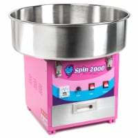 Cotton Candy Machine & Electric Candy Floss Maker - Commercial Quality