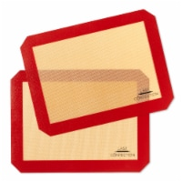 2pc Silicone Baking Mats, (8-1/2  x 11-1/2 ) - Last Confection - 1