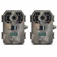 Stealth Cam 10 MP HD Video Infrared No Glow Hunting Game Trail Camera (2 Pack) - 1 Piece