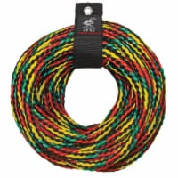 Airhead 4 Rider Towable Tube 60 Foot Tow Rope Boat Lake | AHTR-4000 - 1 Unit
