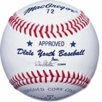 MacGregor MCB72CXX #72 Official Dixie Youth Baseball
