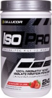 Cellucor Iso Pro Grass-Fed Native Whey Strawberry Splash Protein Powder