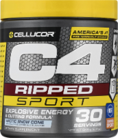 Cellucor C4 Arctic Snow Cone Ripped Sport Pre-Workout