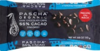 Pascha Organic 55% Cacao Semi Sweet Dark Chocolate Chips