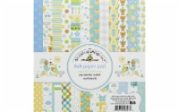 Doodlebug Special Delivery Paper Pad 6x6 - 1