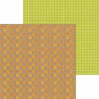 Pumpkin Spice Double-Sided Cardstock 12 X12 -Pumpkin Chocolate Chip - 1