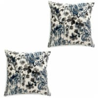 Benzara Novelty Pillows 2 Pack
