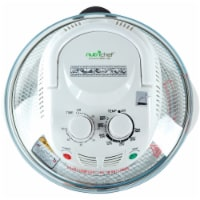 NutriChef AZPKAIRFR48 Halogen Oven Air-Fryer/Infrared Convection Cooker - 1