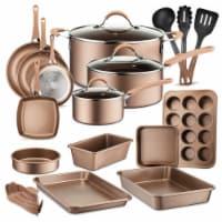 NutriChef NCCW20S 20-Piece Kitchenware Pots and Pans Set - 1