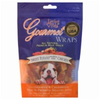 Loving Pets Gourmet Sweet Potato Wrapped With Chicken