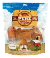 Loving Pets American Farms Pig Ears Beef Treats For Dog 1 lb. 11 in. 1 pk - Case Of: 1; Each - Count of: 1