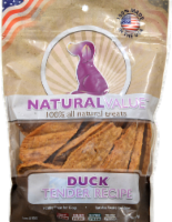 Natural Value Duck Dog Treats
