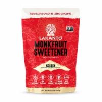 Lakanto Golden Monkfruit Sweetener - 1:1 Raw Cane Sugar Substitute (3 lb) - 1 count