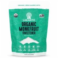 Lakanto Organic Monkfruit Sweetener - 1:1 White Sugar Substitute (1 lb) - 1 count