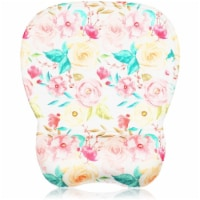 Floral Mouse Pad with Wrist Rest, Office Desk Accessory - PACK