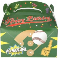 Baseball Party Favor Goodie Boxes for Kids, Sports Themed Take Away Box (24 Pack) - PACK